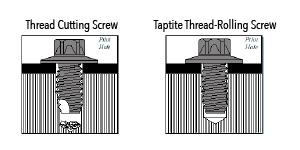 Self-Tapping-Screws